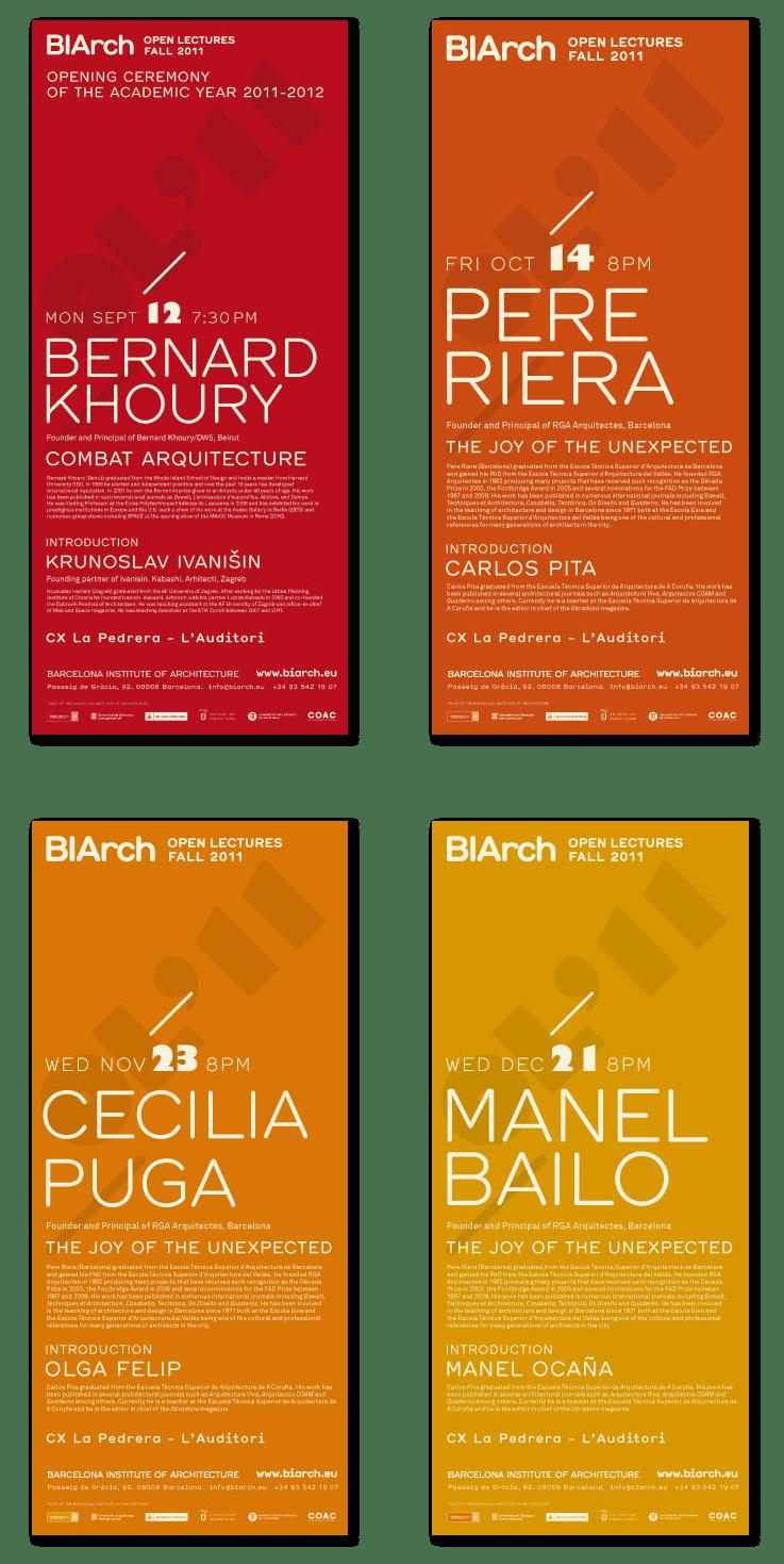 2011_open lectures flyers_portfolio