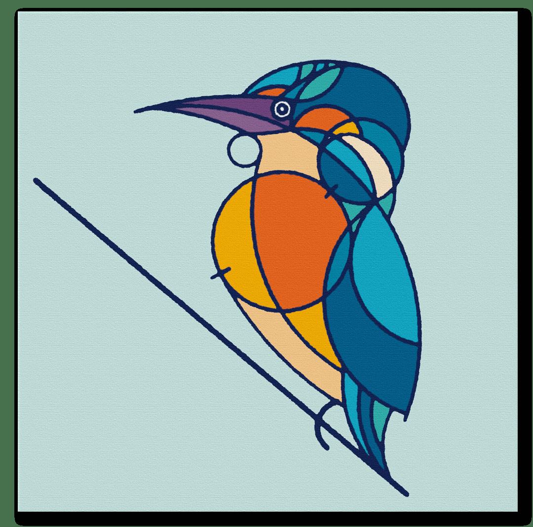 electric fauna_kingfisher_portolio_1
