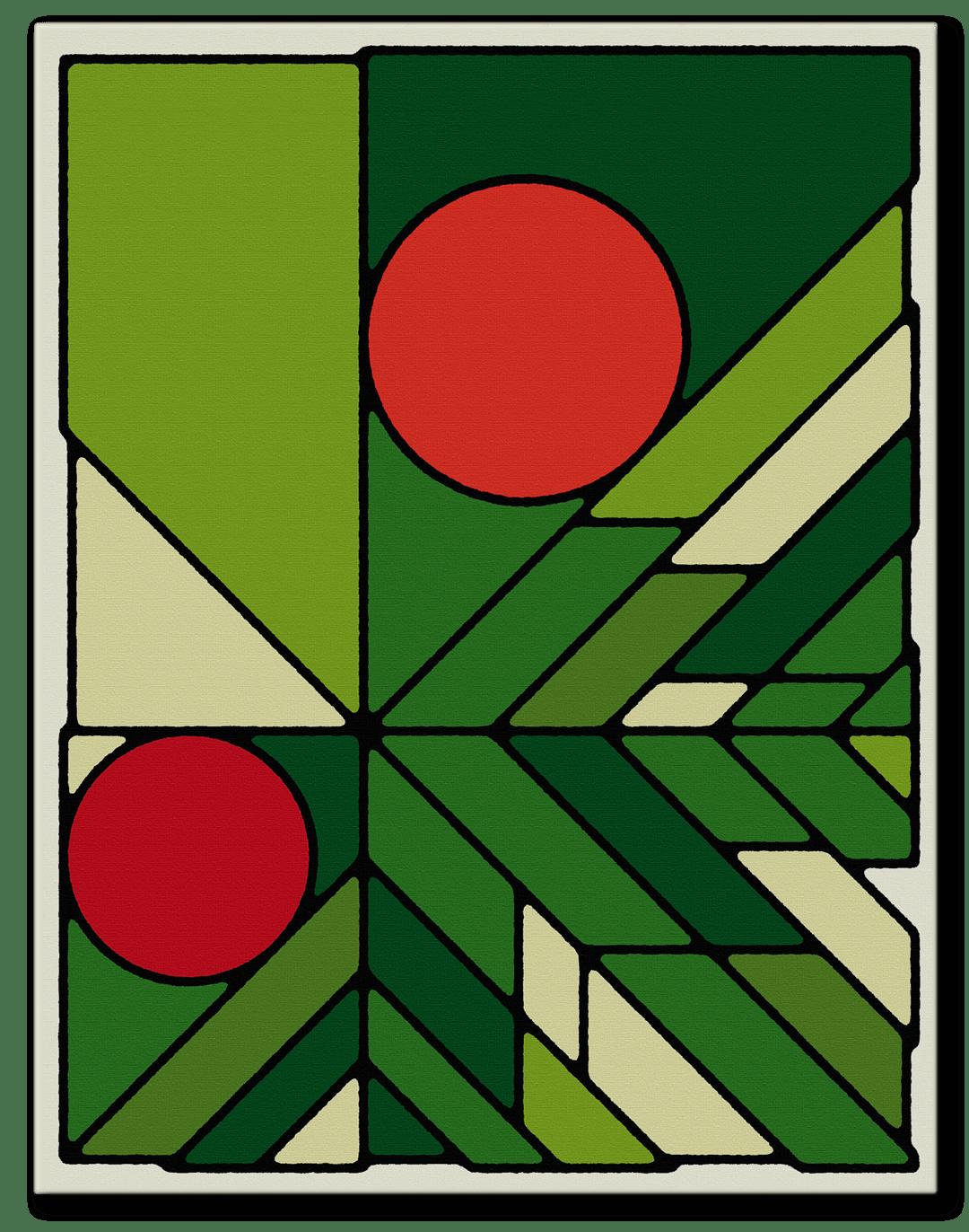 geometric flora_fragaria_porfolio_1
